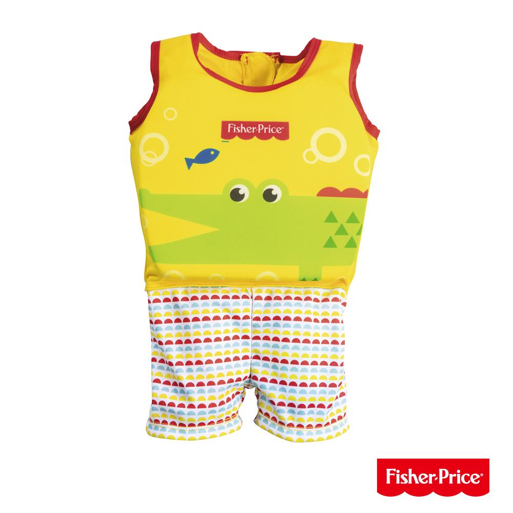 凡太奇 Fisher-Price 男款幼兒浮力連身泳衣 93524
