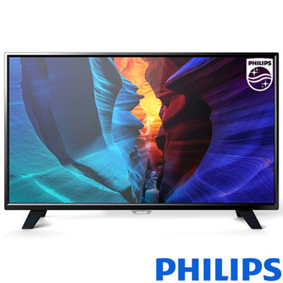PHILIPS飛利浦 39吋 護眼液晶顯示器+視訊盒 39PHH5281