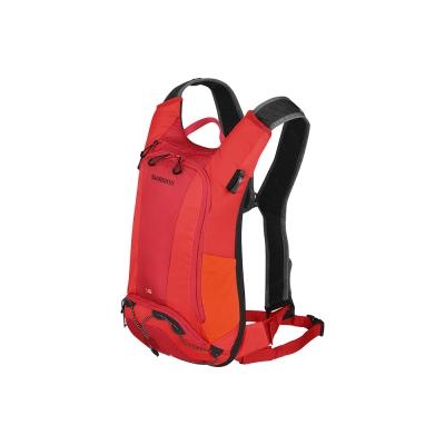 SHIMANO UNZEN 登山車水袋後背包 6L 赤紅