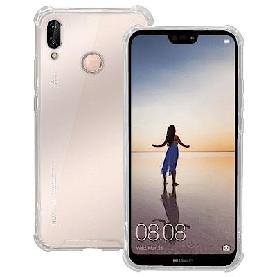 LUCCIDA Huawei Nova 3e 雙料四角防摔保護殼