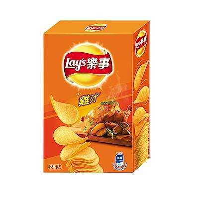 樂事 新經濟包雞汁洋芋片(96g)