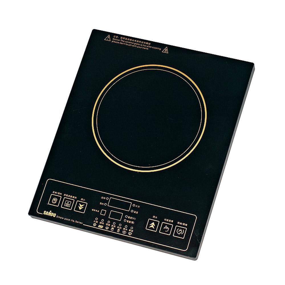 SAMPO聲寶 微電腦不挑鍋電陶爐 KM-LF13P