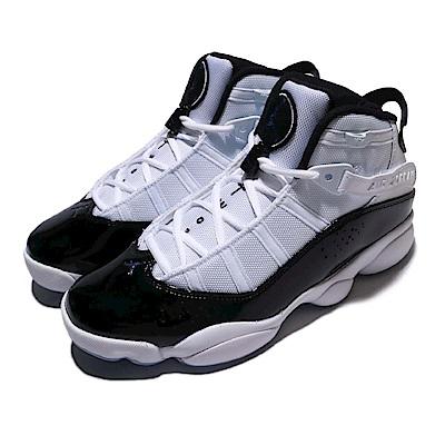 Nike 籃球鞋 Jordan 6 Rings 男鞋