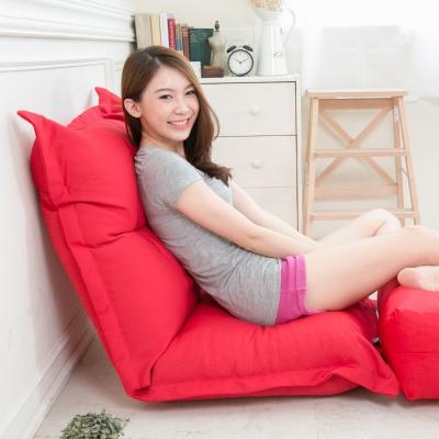 凱蕾絲帝-航空母鑑圓滿和室椅-紅