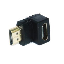 便利社 HDMI公對HDMI母90度轉接