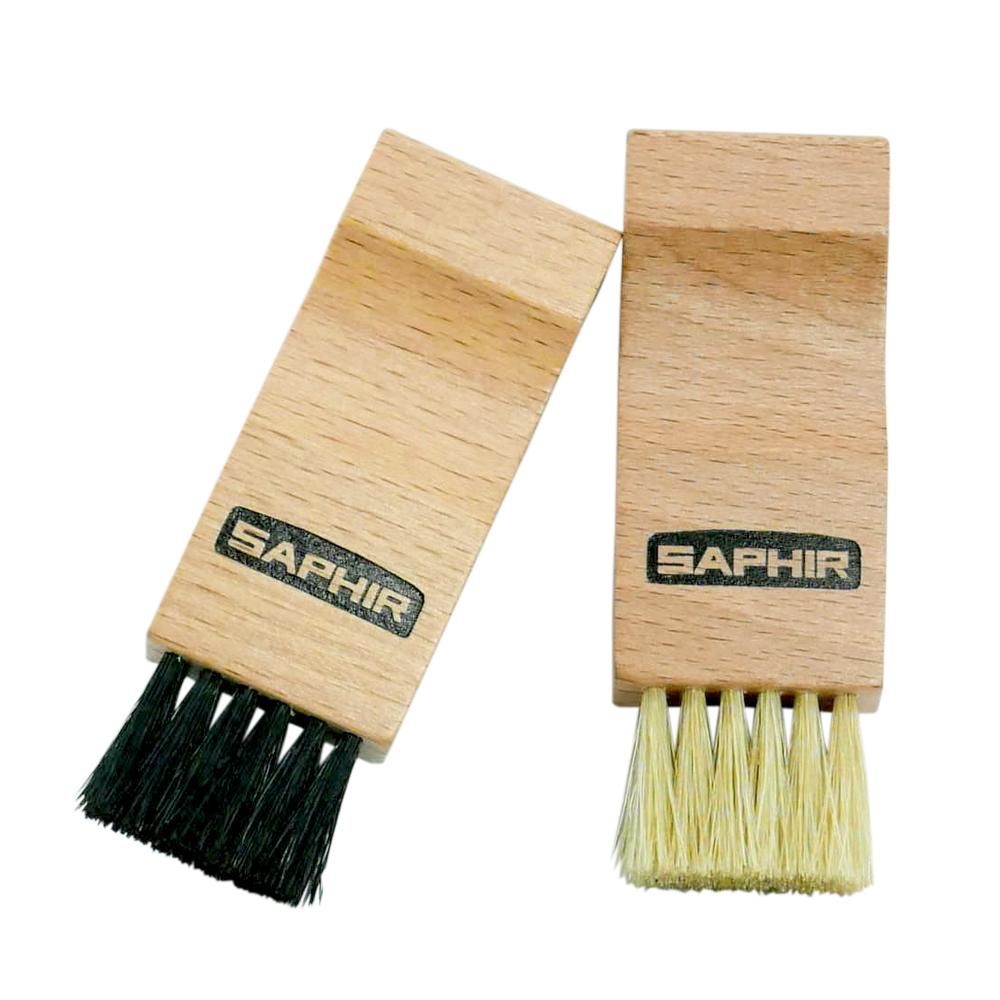 【SAPHIR莎菲爾】上蠟專用刷-幫助鞋蠟快速均勻分布在皮革上