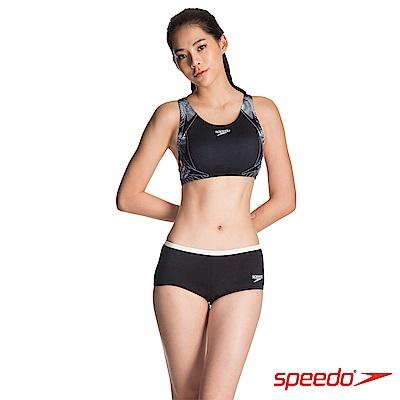 SPEEDO-女-運動兩截式泳裝-Boom-Pla