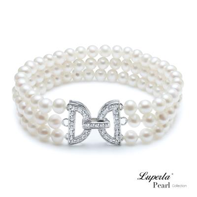 大東山珠寶 淡水珍珠手鍊 珍心摯愛 婚禮珍珠系列