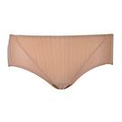【黛安芬】身體底妝- 搭配無鋼圈集中款+輕軟鋼圈無痕款平口褲 M-EEL(經典裸色)
