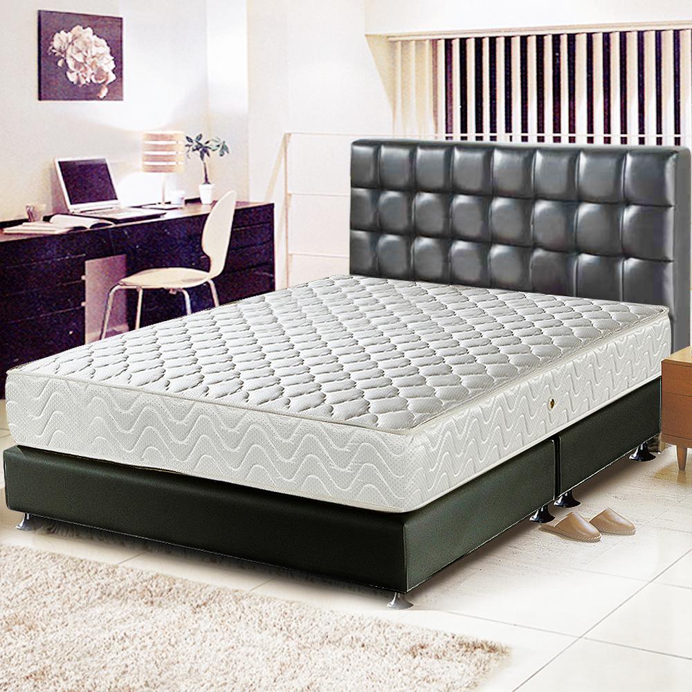 睡尚寶 飯店用3M防潑水蜂巢式獨立筒床墊-單人3.5尺