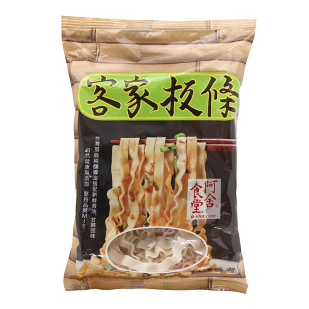 阿舍食堂 客家板條-原味(奶素)(5包/組)
