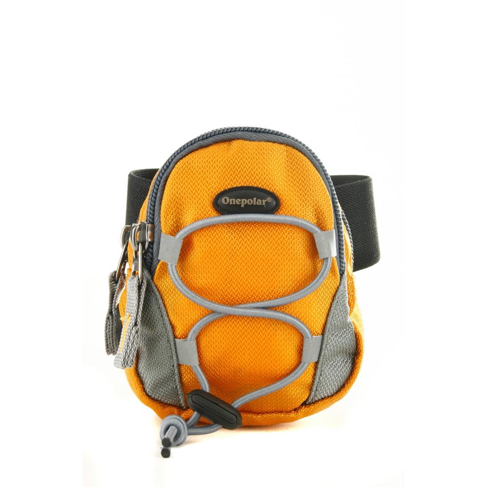 ONE POLAR 手腕隨身包-黃色 PL06065YL