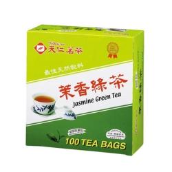 天仁茗茶 茉香綠茶盒裝(2gx100入)