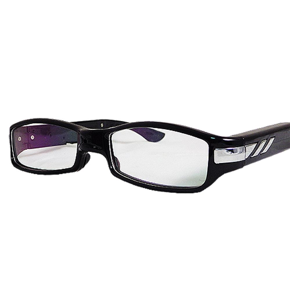 KINGNET - FULL HD 1080P 黑框時尚眼鏡造型微型針孔攝影機