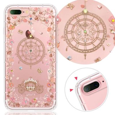 YOURS APPLE iPhone7 Plus 奧地利彩鑽防摔手機殼-布拉格