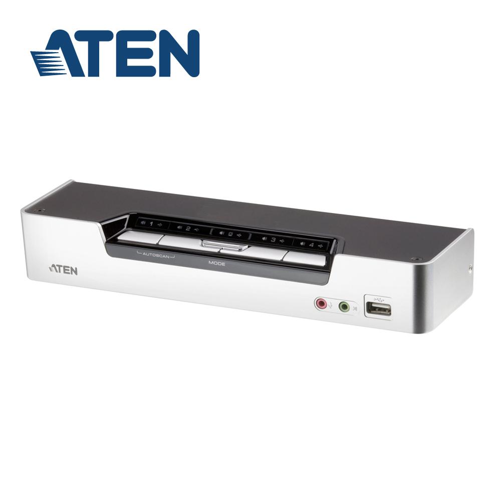 ATEN 4埠 USB HDMI 多電腦切換器 (CS1794)