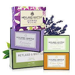 H&W 英倫薇朵 精油香氛手工皂全系列