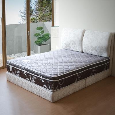 獨立筒-雙人5呎-蒙布朗獨立筒雙人環保睡眠床墊-Y