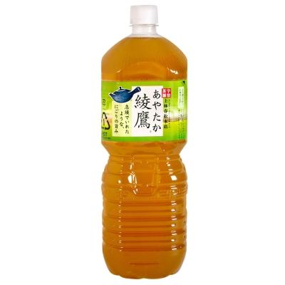 Coca-Cola 綾鷹綠茶飲料(2L)