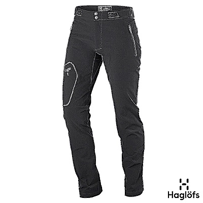 Haglofs 女 Draken 彈性長褲 黑色