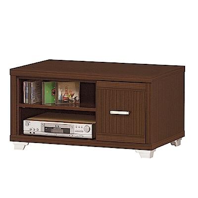 品家居 蘇珊2.9尺長櫃/電視櫃(二色可選)-88x52.5x46.5cm免組