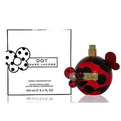 Marc Jacobs Dot 波卡點點淡香精 100ml Tester 包裝 無瓶蓋