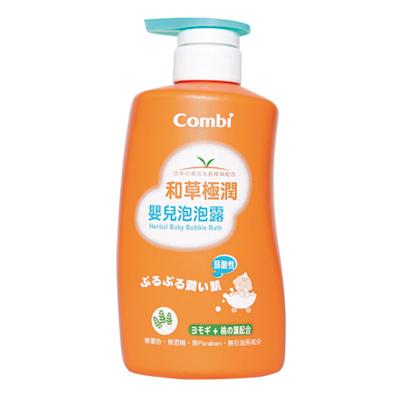 【麗嬰房】Combi 和草極潤嬰兒泡泡露