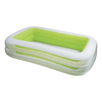 INTEX 長方型游泳池、戲水池 262cm x 175cm x 56cm