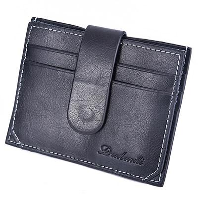 A+ accessories 歐美創意仿舊皮革迷你零錢小錢包(3色任選)