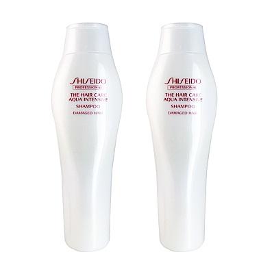 SHISEIDO資生堂 柔潤修護洗髮乳250ml(2入)