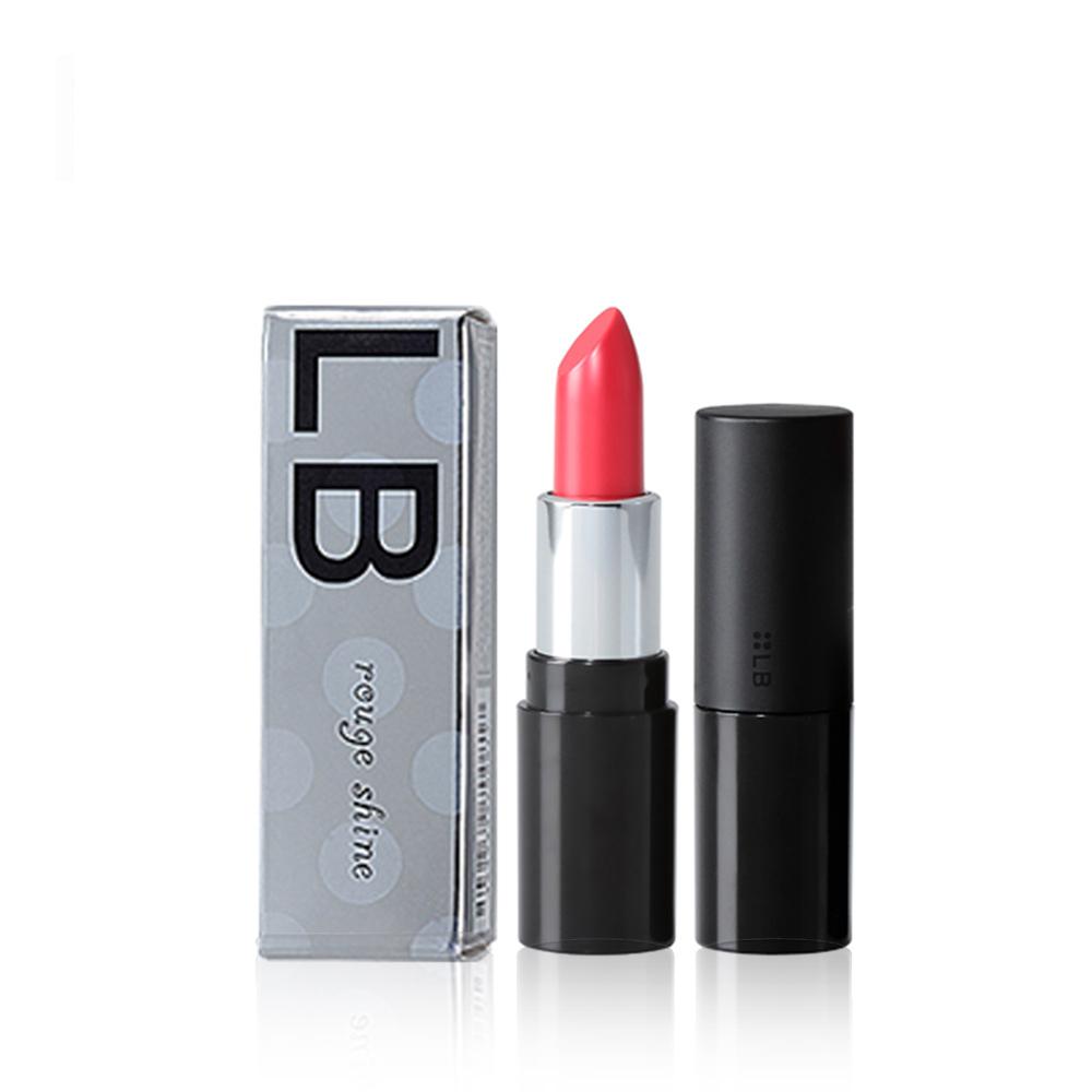 LB 激逆光水感唇膏 豔陽紅 3.3g