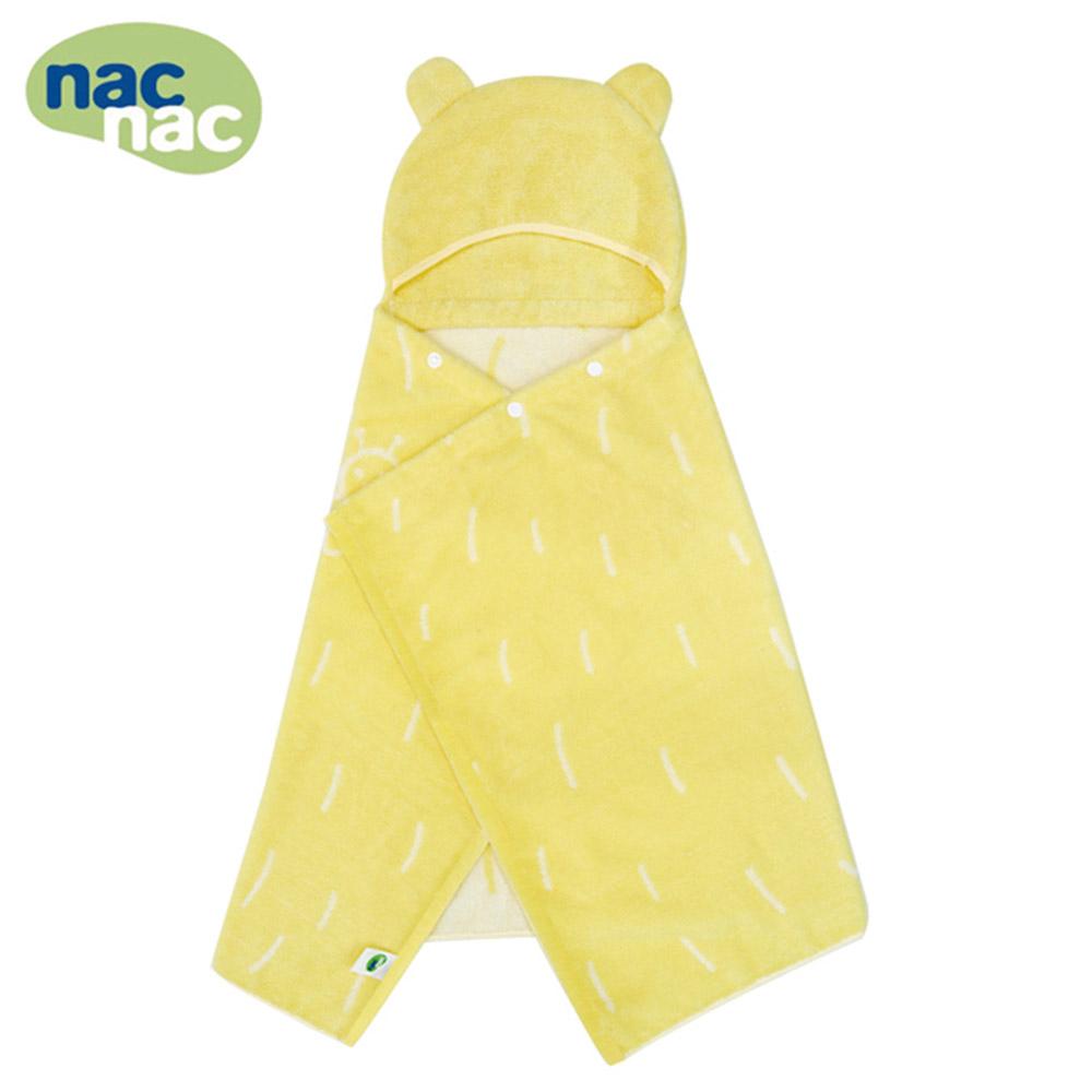 nac nac 波波熊造型浴巾 (共2色)