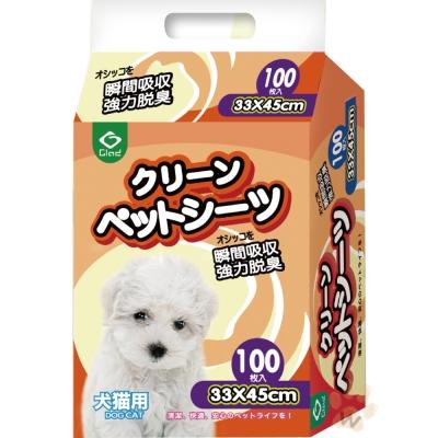 快樂狗  抗菌強力吸收尿布《100片入》