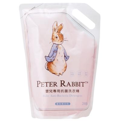 比得兔抗菌洗衣精-補充包2000ml