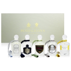 PENHALIGON S潘海利根 男性香水禮盒組(5mlx5入)