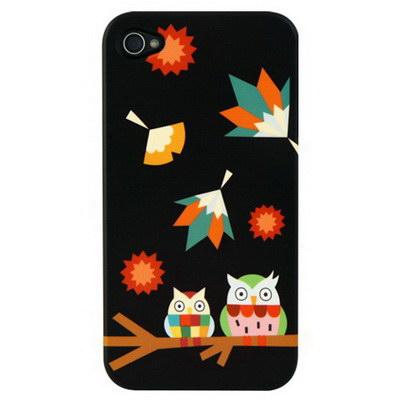 iPhone4S/4 Epicase 插畫設計師.抗磨手機殼-貓頭鷹博士