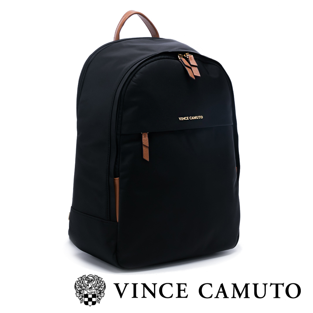 Vince Camuto 尼龍布大容量後背包-黑色 product image 1