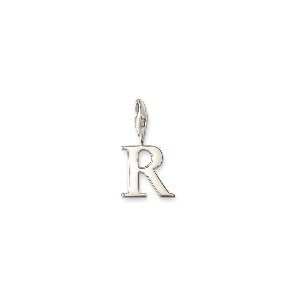 Thomas Sabo Charm Club Letter R 拼字小銀墜
