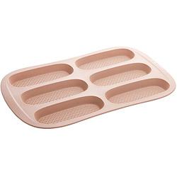 TESCOMA Della六格迷你法國麵包模