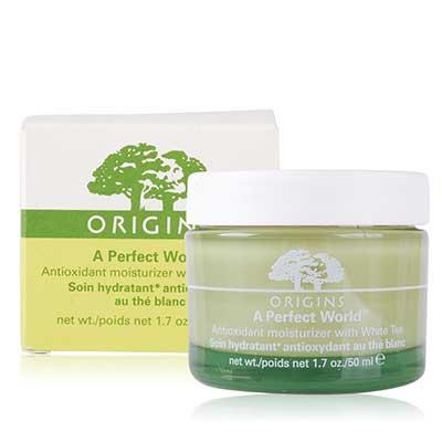 ORIGINS-品木宣言-白毫銀針防護潤膚凝乳-50ml