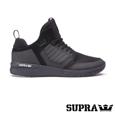 SUPRA Method系列男鞋-黑