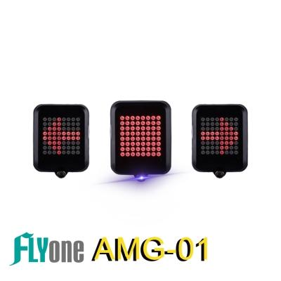 FLYone AMG-01 自動感應 左右轉向 雷射 煞車車尾燈- 急速配
