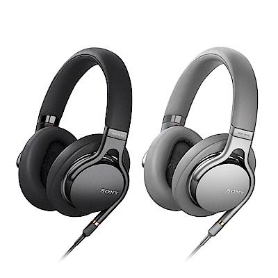 SONY MDR-1AM2 兩色可選 Hi-Res高解析 輕巧 線控可通話 頭戴式耳機