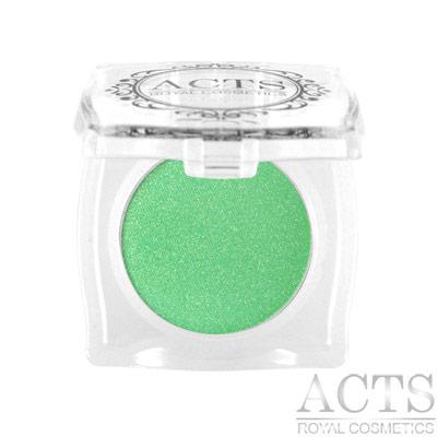 ACTS維詩彩妝 細緻珠光眼影 珠光蘋果綠4403