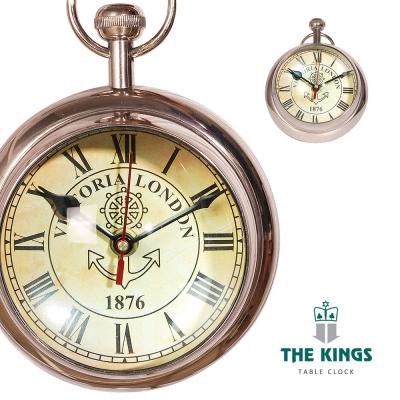 THE KINGS ~ Victoria London維多利亞車站復古工業球鐘