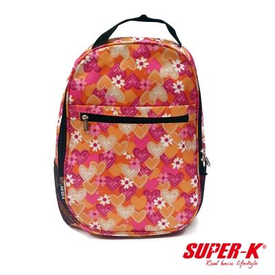 美國品牌【SUPER-K】休閒後背包(SHB24516)