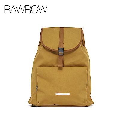 RAWROW-漫遊系列-13吋簡約束口後背包-大地駝-RBP232CA