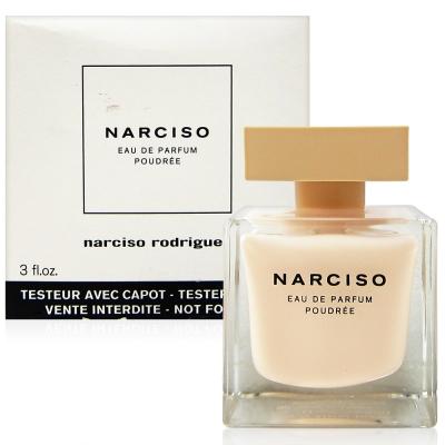 narciso rodriguez 裸時尚粉女性淡香精 90ml TESTER 白盒版
