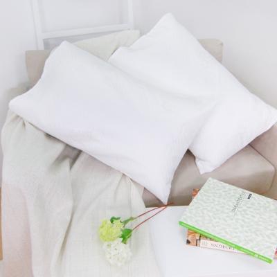 鴻宇HongYew 防水防蹣透氣枕頭專用保潔枕墊2入