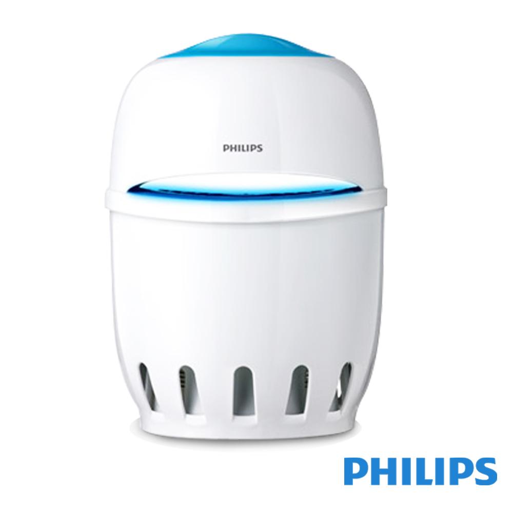 飛利浦 PHILIPS LIGHTING 安心捕蚊燈 吸入式系列-白 (F600W)